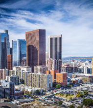 Construction Trucking Company Supports Major Projects in Los Angeles